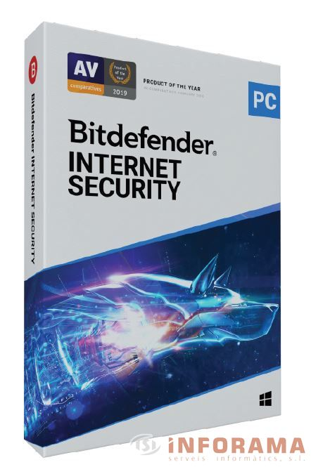 Bitdefender Internet Security - Inforama
